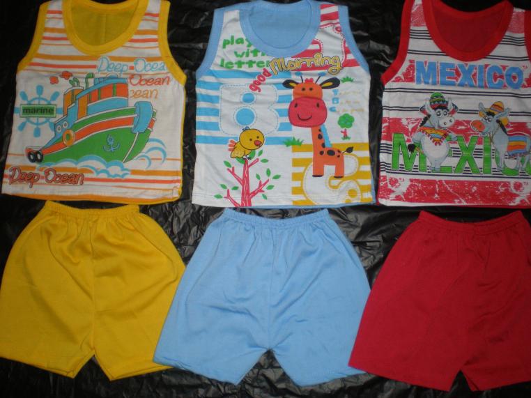 setelan baju bayi lengan buntung baju bayi ᶲ lucu ᶲ murah ᶲ grosir ᶲ online surabaya,Baju Anak Anak Yang Murah